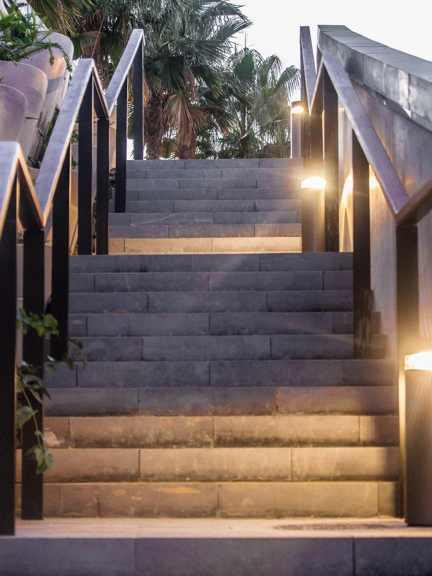 Treppensteig
