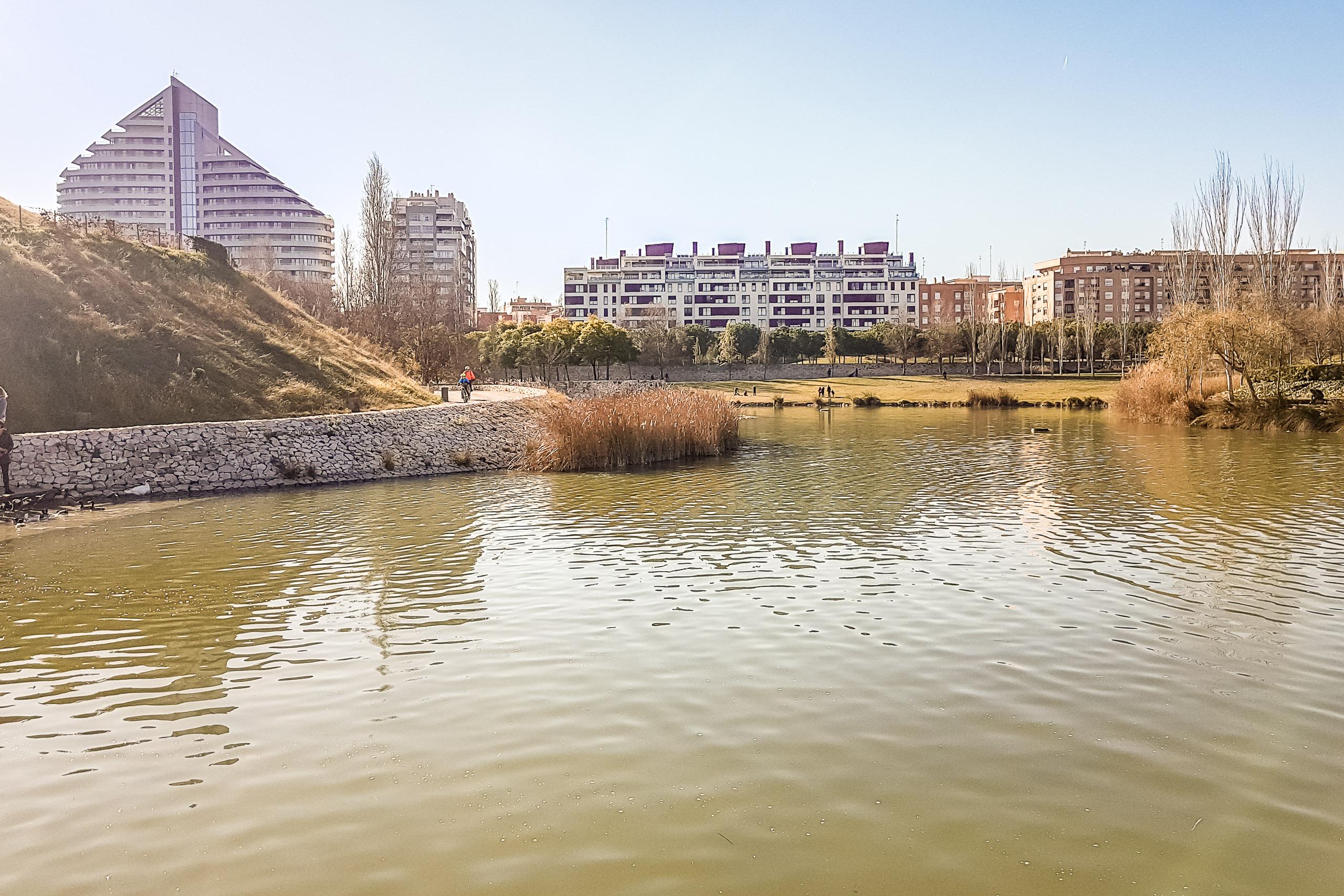 Ein weiterer park in Valencia ( Nähe Zoo)